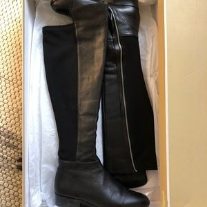 Michael Kors Bromley over the knee boot
